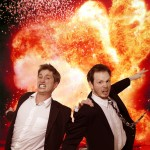 Peter n' Chris Show Media Photos Explosion